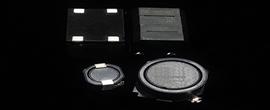 电子元器件平面度检测系统